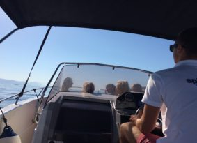 Private speedboat tour from Kastela