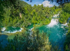 Private Tour to Krka Waterfalls from Kastela