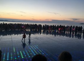 Private tour to Zadar Sunset and Sea Organ from Kaštela