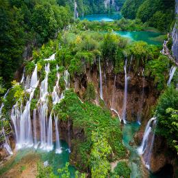 Plitvice Lakes private tour