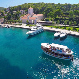 Boat Picnic tour from Trogir