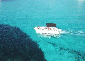Half-tag-Insel-Blue-Lagoon