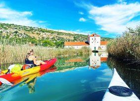 Kayak-trogir-and-adventure