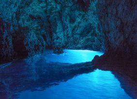Lights-in-Blue-Cave-Croatia