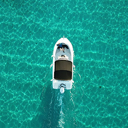 Drei Insel Schnellboot Tour von Trogir
