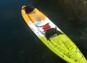 Sit on top double kayak