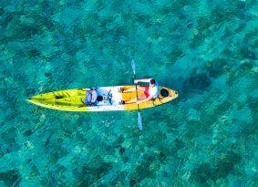 croatia kayaking